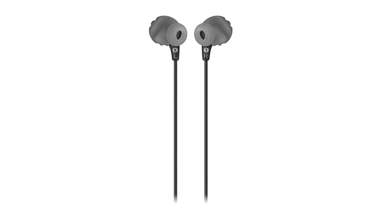 JBL Endurance Run In-Ear Headphones - Black