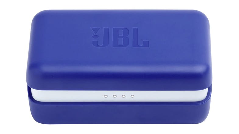 JBL Endurance Peak Wireless In-Ear Headphones - Blue