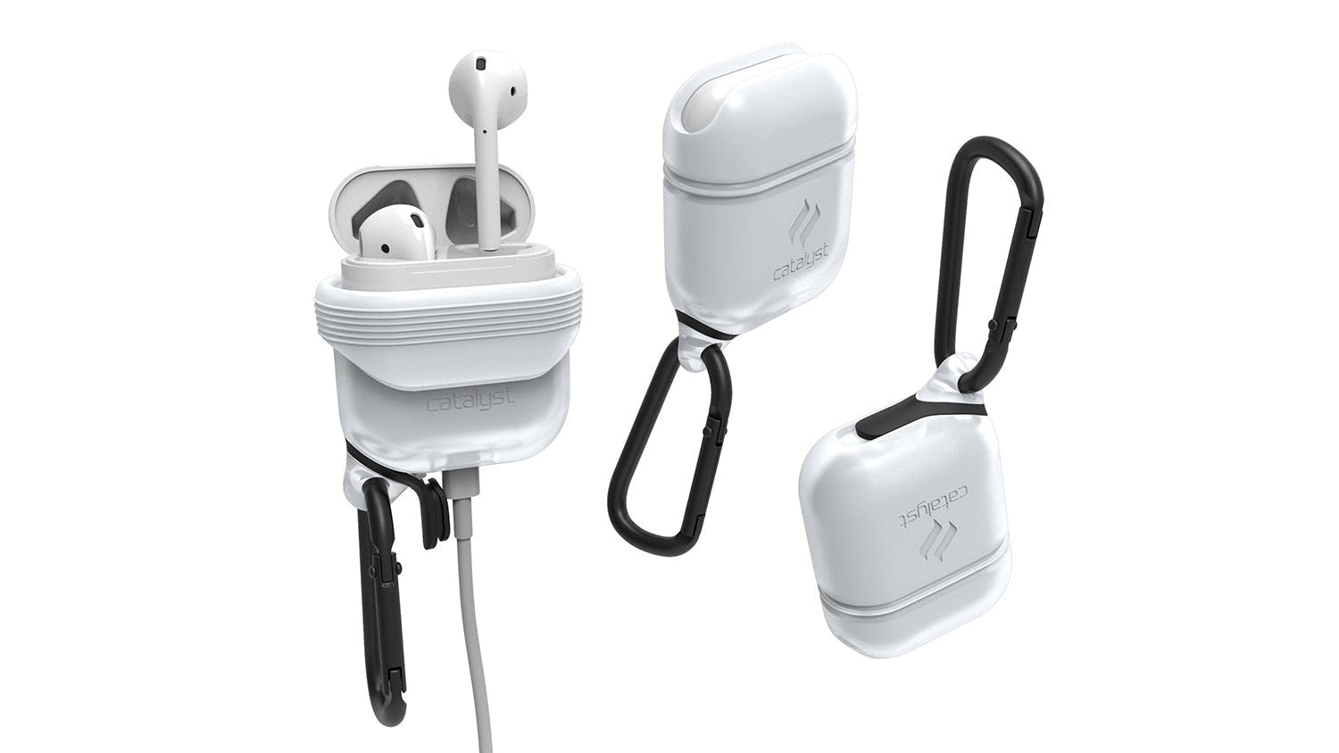 Catalyst Waterproof Case for AirPods - Frost White