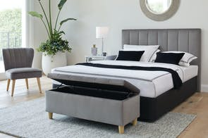Oasis 3 Piece Bedroom Package by Nero Furniture