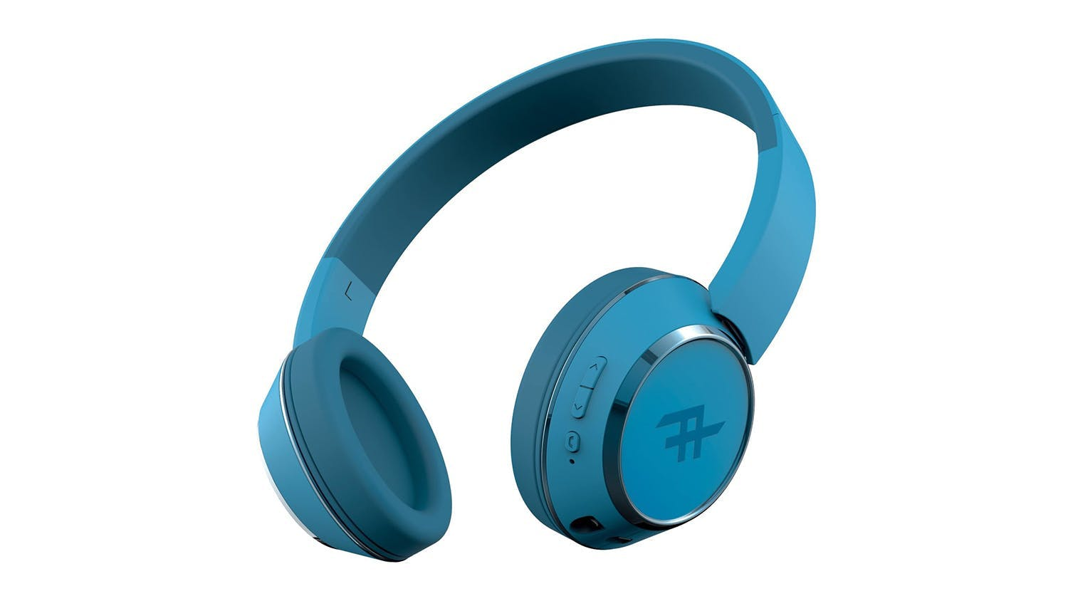 iFrogz Coda Wireless On-Ear Headphones - Blue