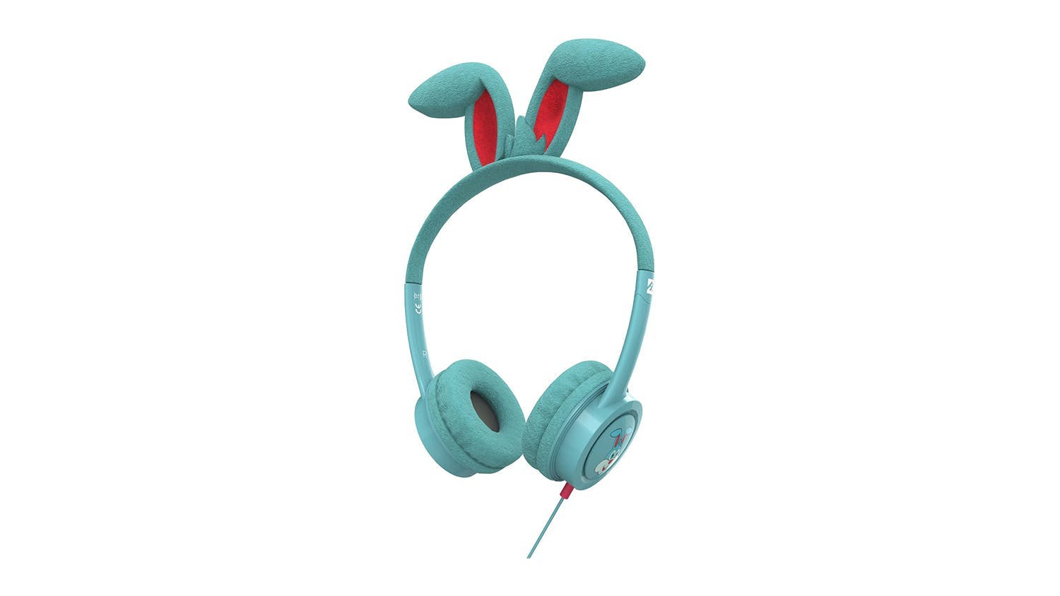 iFrogz Little Rockers Kids Wired Headphones - Bunny
