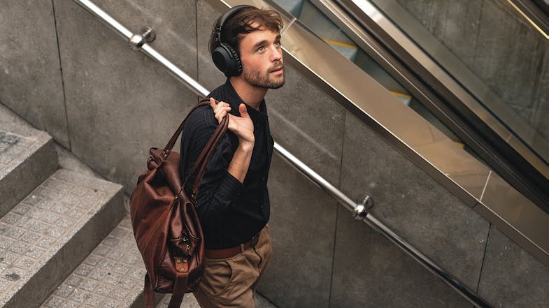 Sennheiser PXC 550 II Wireless Over-Ear Headphones