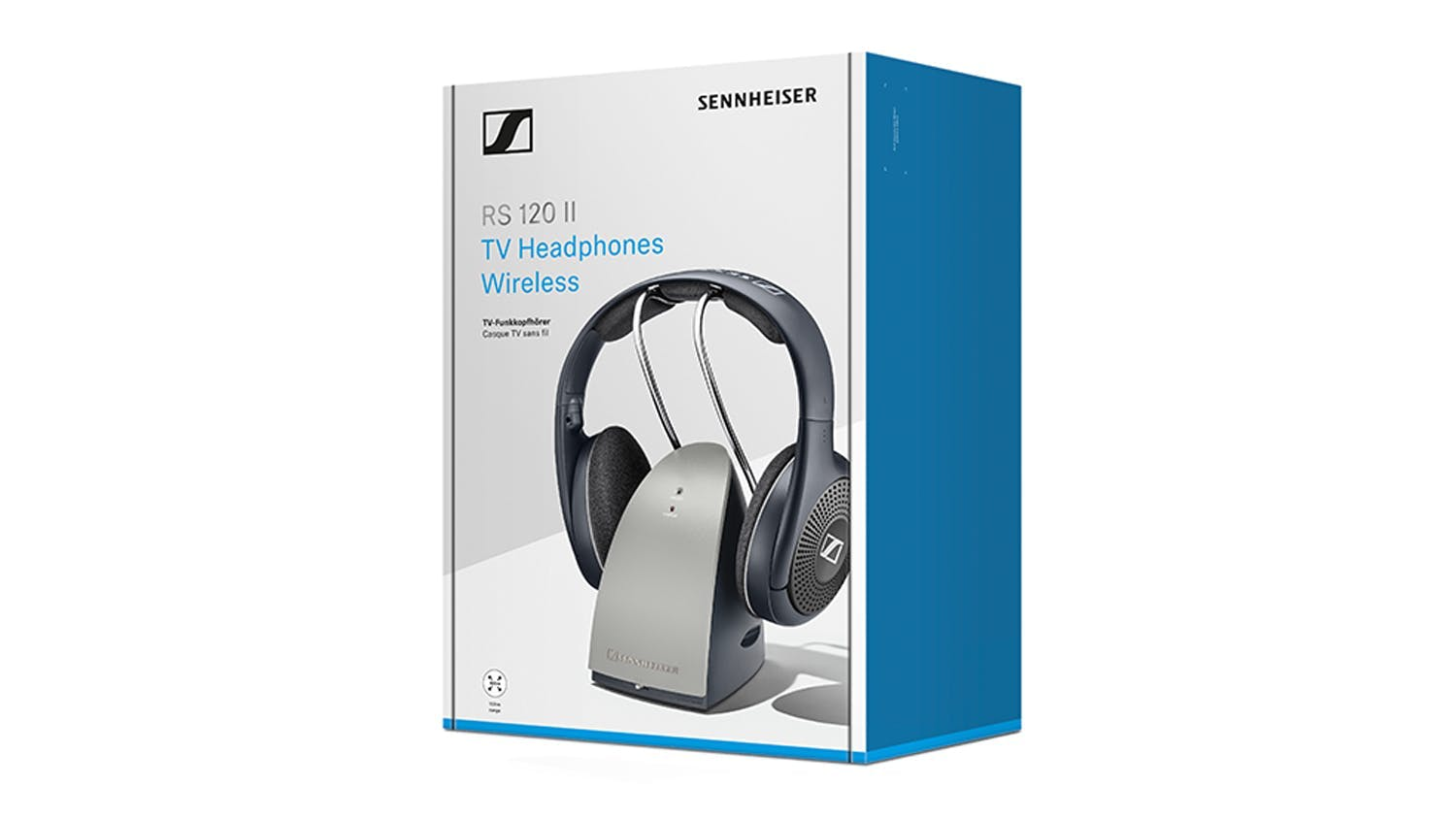 Sennheiser RS 120-9AA Wireless On-Ear Headphones