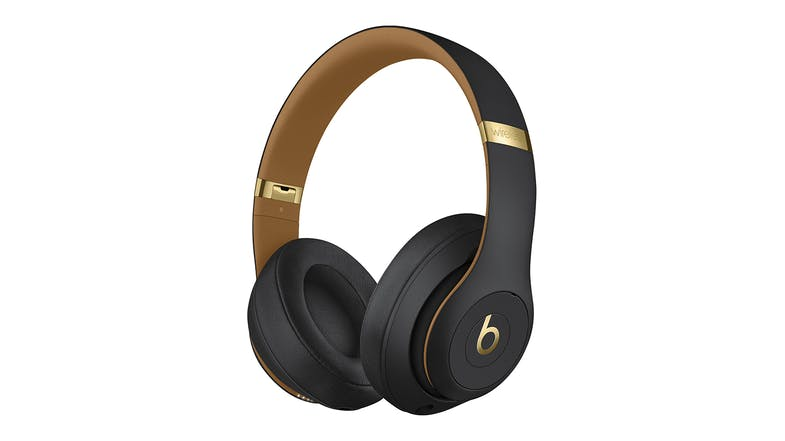 Beats Studio3 Skyline Wireless Over-Ear Headphones - Midnight Black