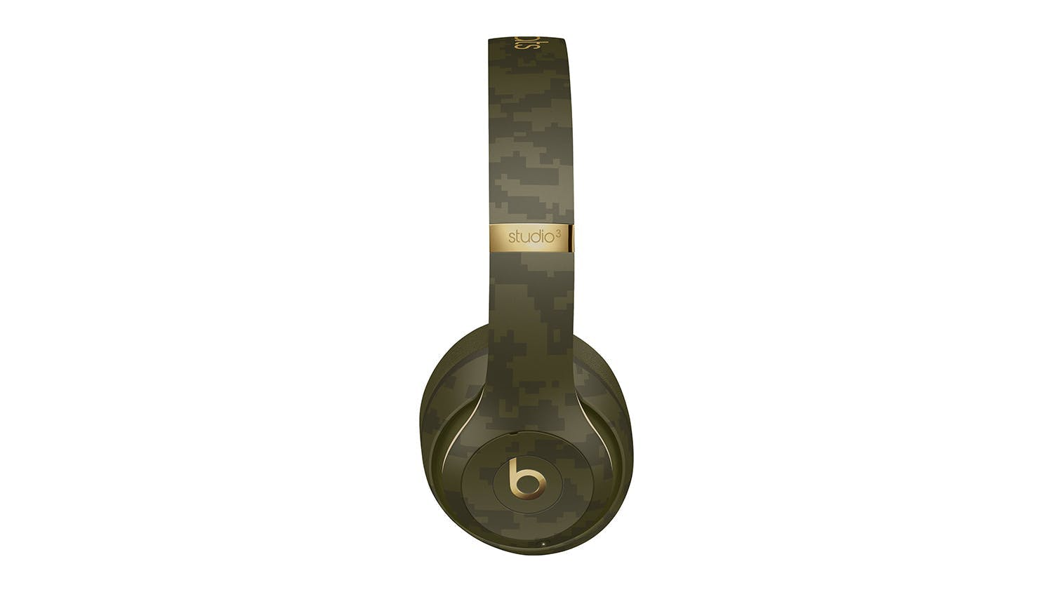 Beats Studio3 Camo Wireless Over-Ear Headphones - Forest Green