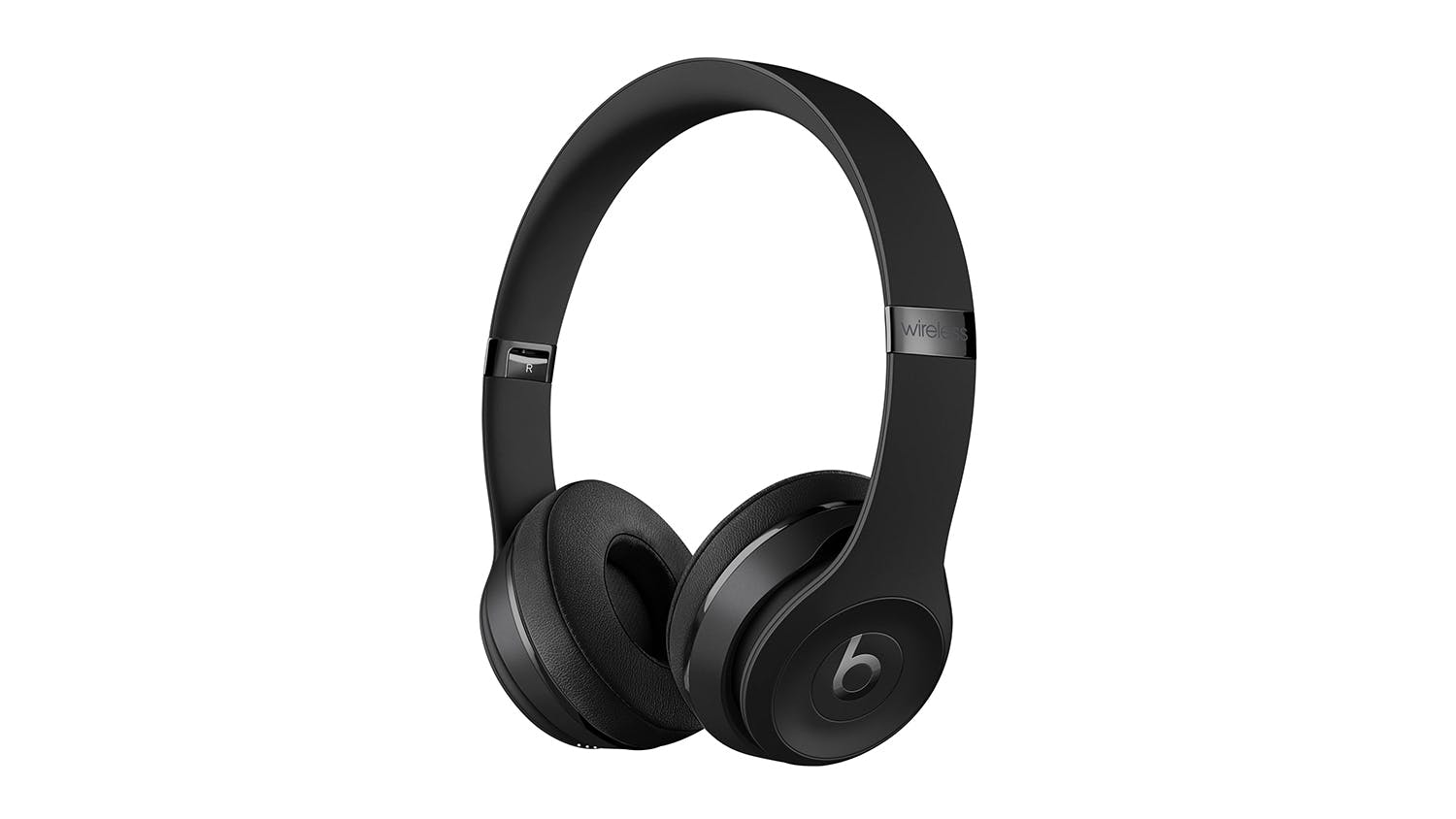 Beats Solo3 Wireless On Ear Headphones Black Harvey Norman New Zealand