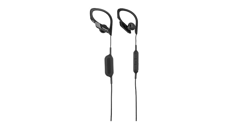 Panasonic RP-BTS10E Sports Bluetooth In-Ear Headphones - Black