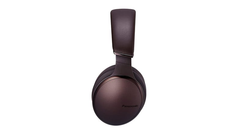 Panasonic HD610 Wireless Noise-Cancelling Over-Ear Headphones - Bronze
