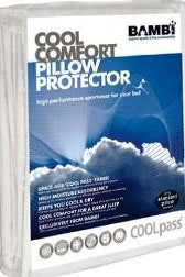 Coolpass Pillow Protector by Bambi