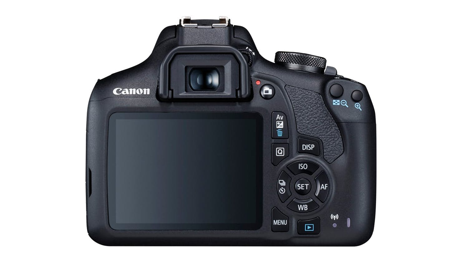 Canon EOS 1500D DSLR with EF-S 18-55mm Lens