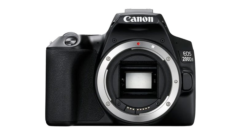 Canon EOS 200D MKII DSLR with 18-55mm Lens
