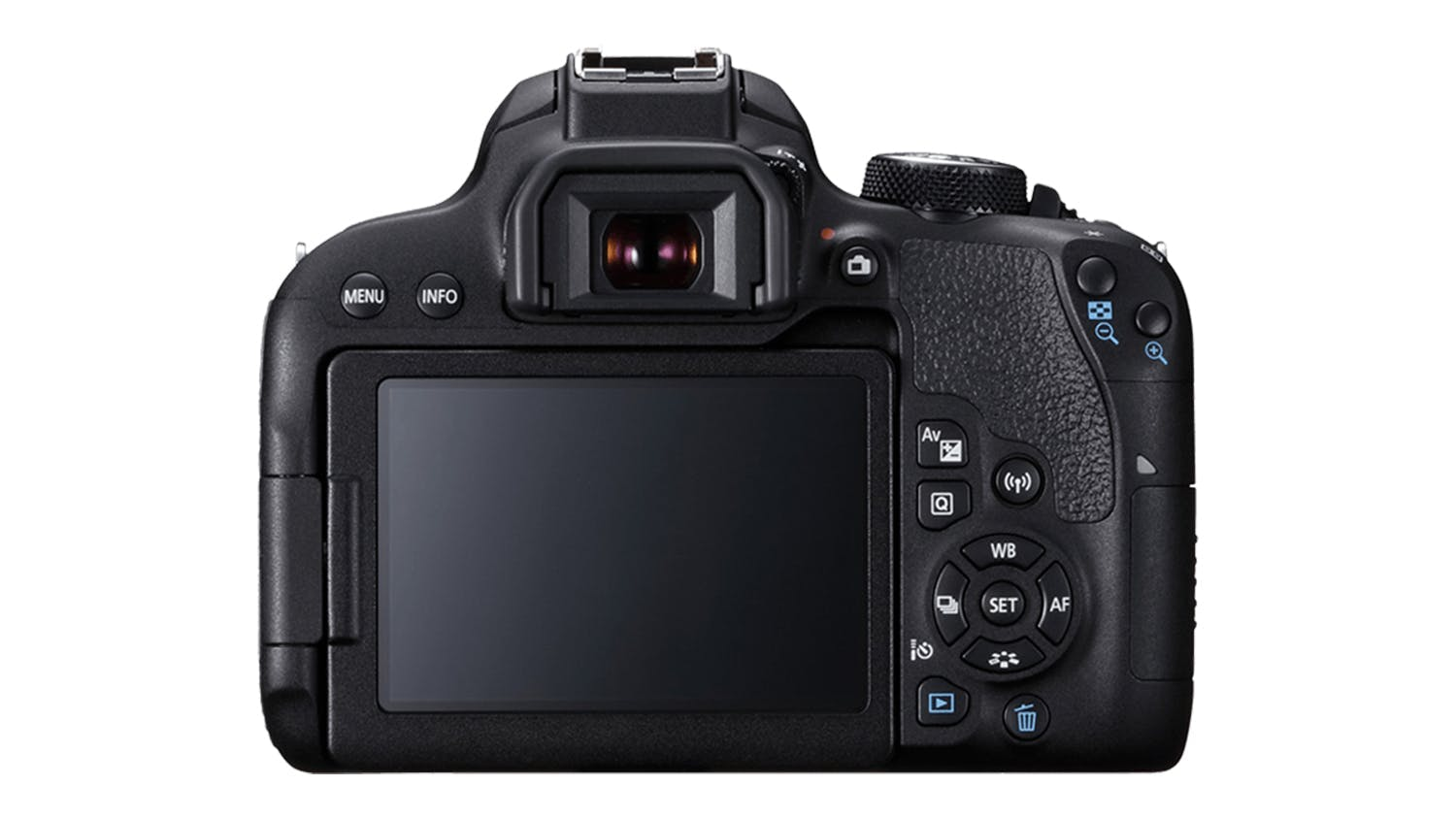 Canon EOS 800D DSLR with 18-55mm Lens