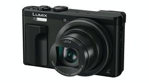 Panasonic Lumix DMC-TZ80GN Compact Zoom Digital Camera - Black