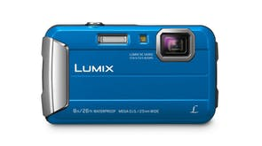 Panasonic Lumix DMC-FT30 Tough Digital Camera - Blue