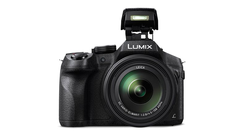Panasonic Lumix DMC-FZ300 Super Zoom Digital Camera