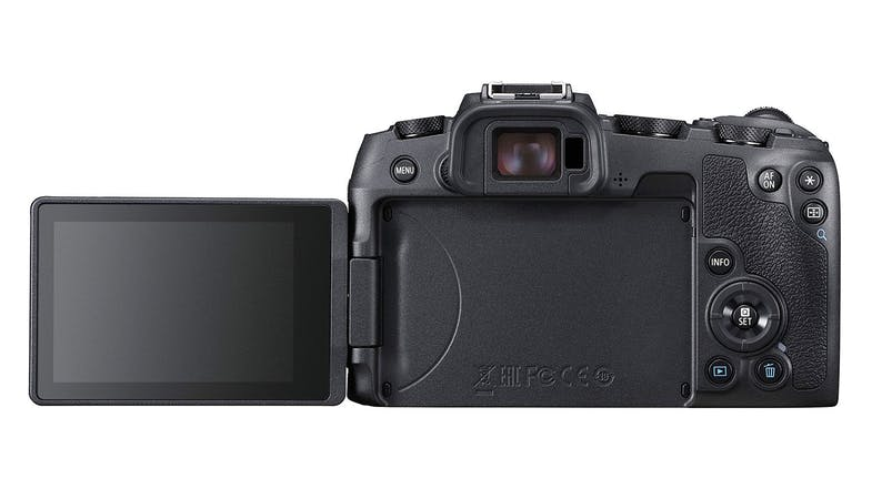 Canon EOS RP Mirrorless Camera Body with Adapter