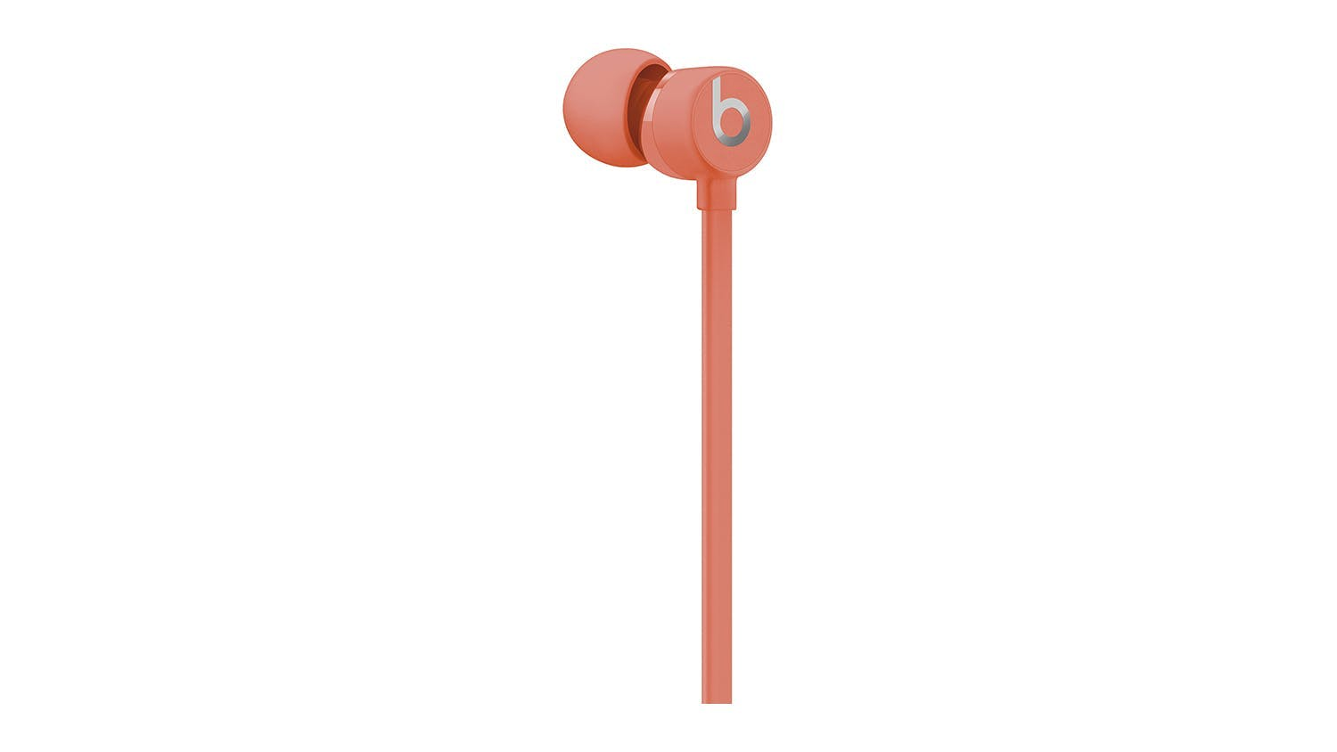Beats urBeats3 In-Ear Headphones with Lightning Connector - Coral