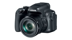 Canon PowerShot SX70 HS Super Zoom Digital Camera