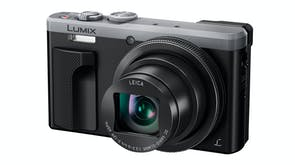 Panasonic Lumix DMC-TZ80GN Compact Zoom Digital Camera - Silver
