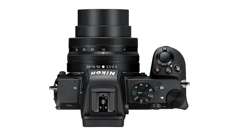 Nikon Z50 with 16-50mm & 50-250mm Lens