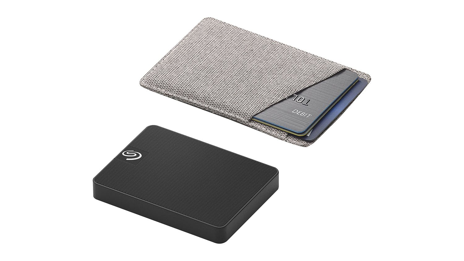 Seagate Expansion Portable SSD Black - 1TB