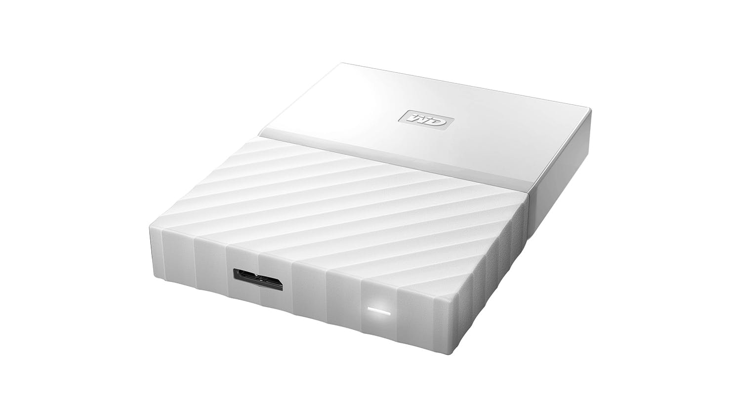 WD My Passport USB 3.0 Portable Hard Drive - 1TB