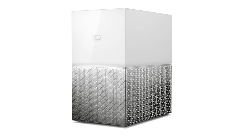WD My Cloud Home Duo Personal Cloud Storage - 8TB (2x4TB)