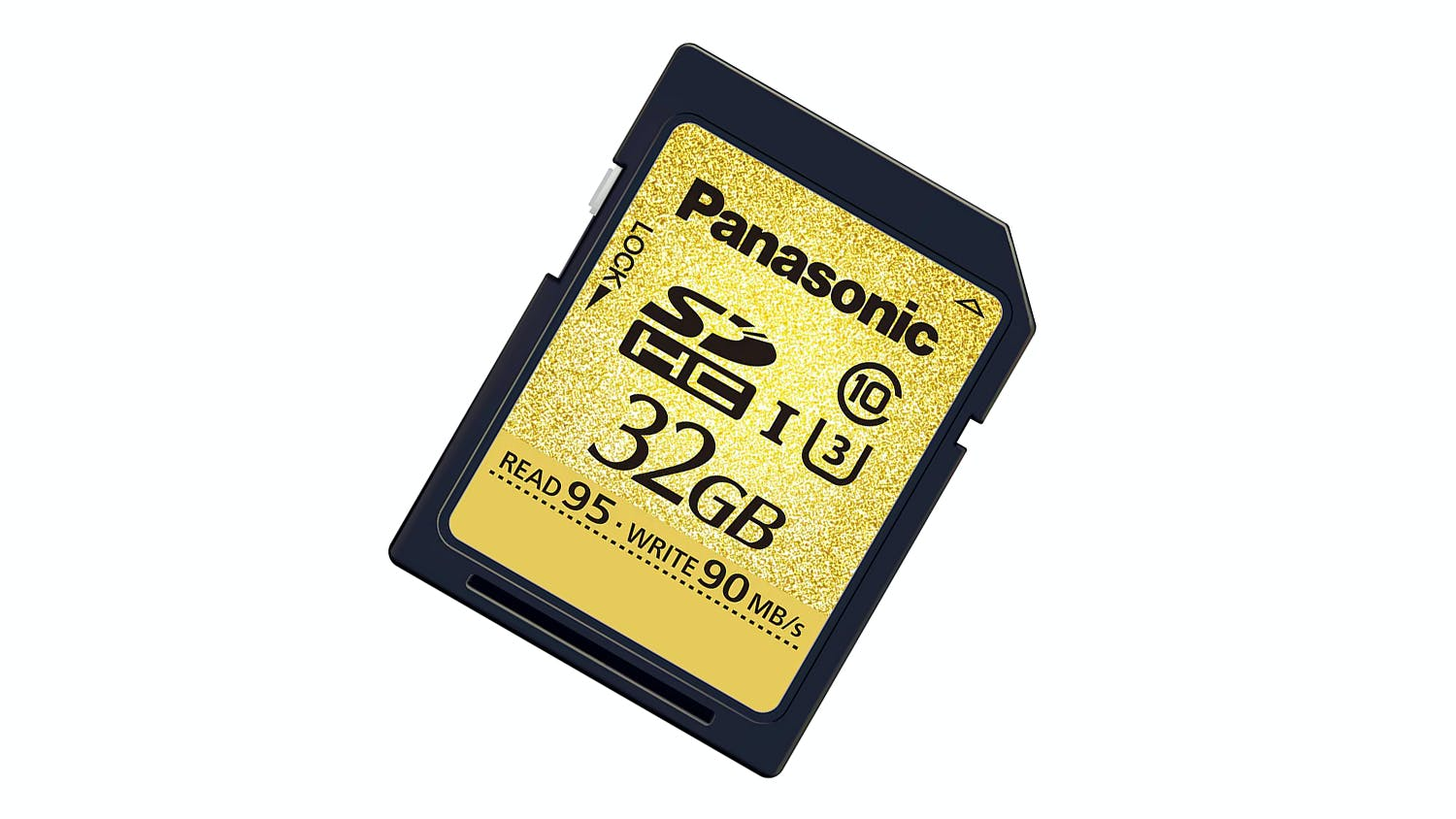 Panasonic SDUD Series SD Card - 32GB