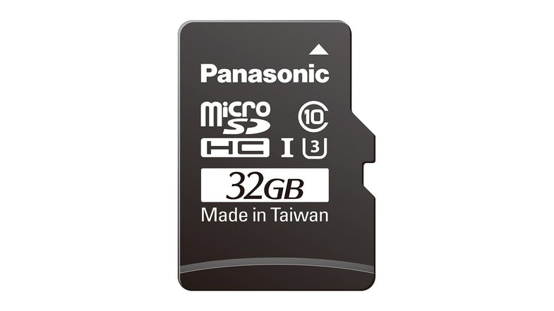 Panasonic Micro SD Card - 32GB