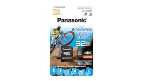 Panasonic 32GB Micro SD Card Gold Series