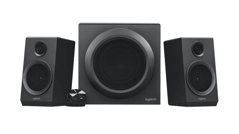 Logitech Z333 Speaker System with Subwoofer