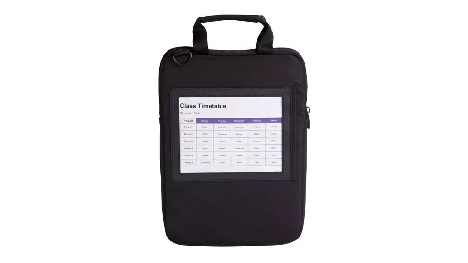 "Targus 12"" Rugged Edu Slip Case - Black"