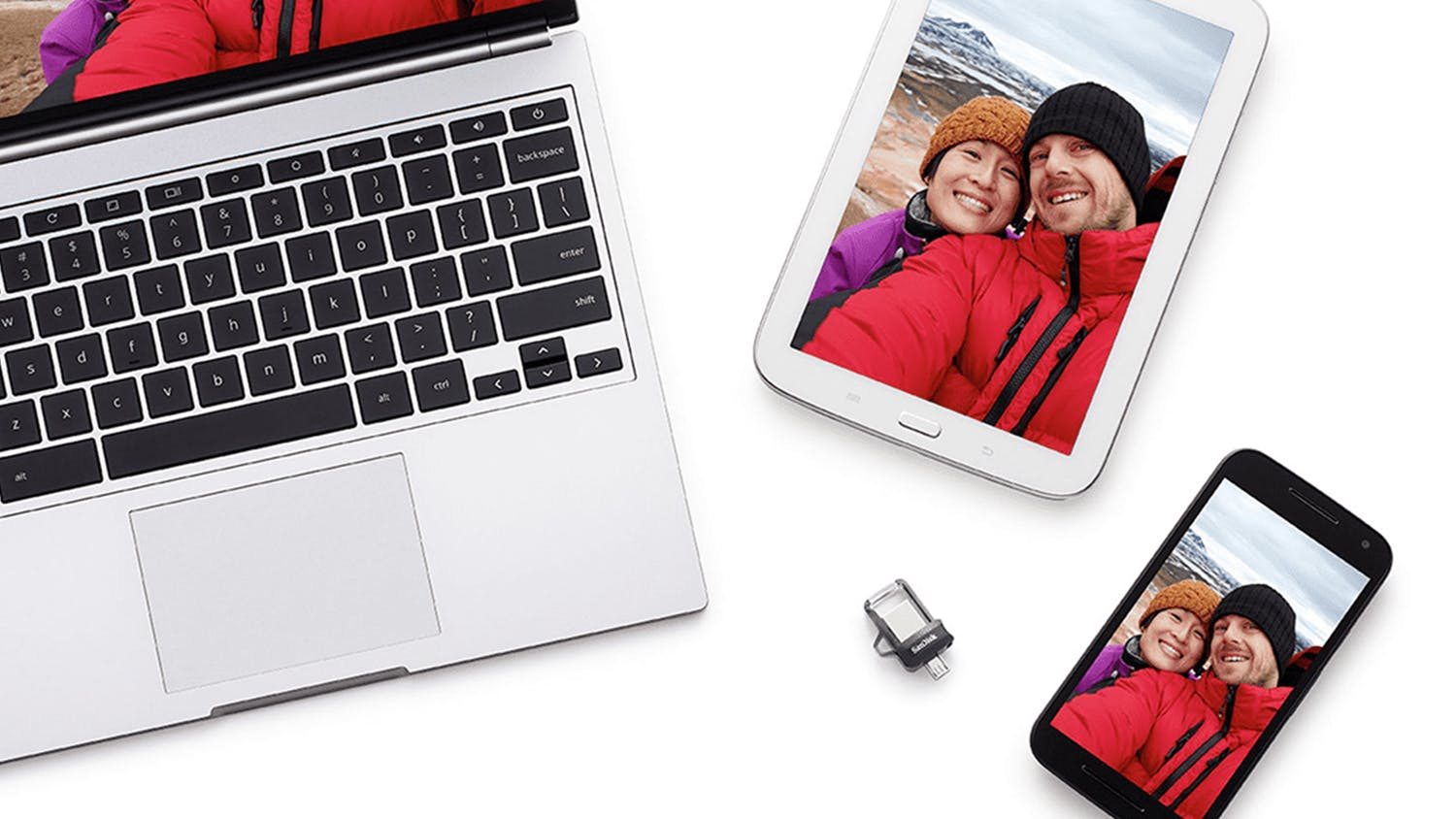 Sandisk Ultra On-The-Go Dual Drive M3.0 128GB