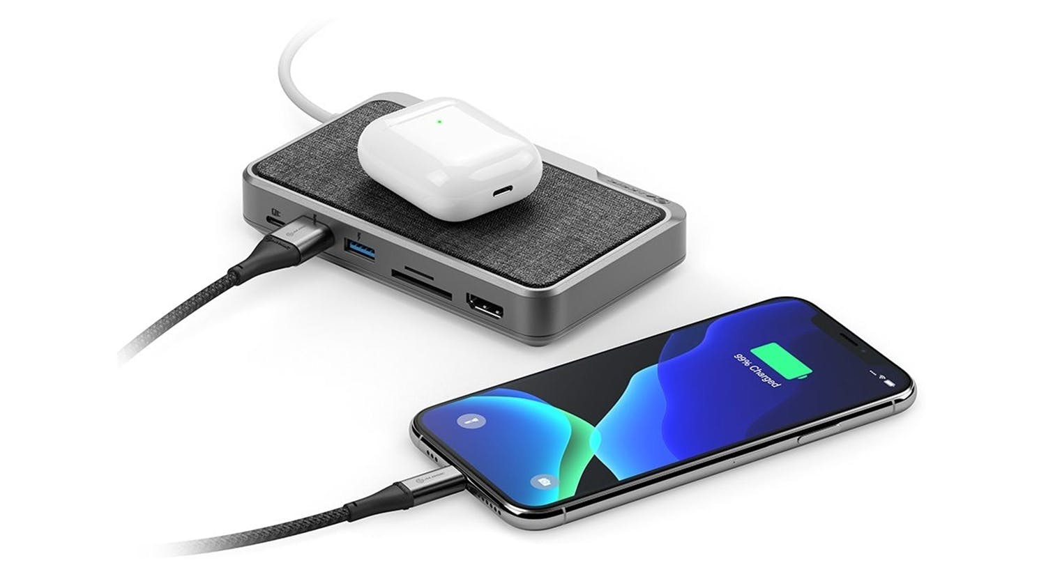 Alogic USB-C Ultra Dock Wave All-in-One