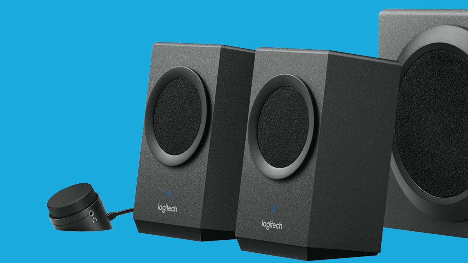 Logitech Z337 Bluetooth Speakers