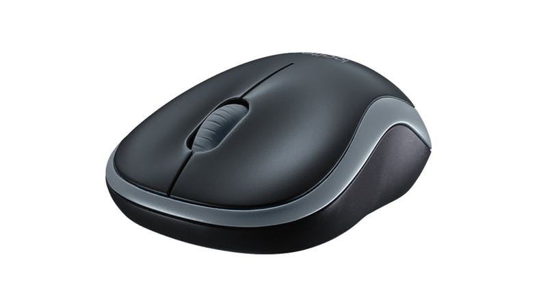 Logitech M185 Wireless Mouse - Grey