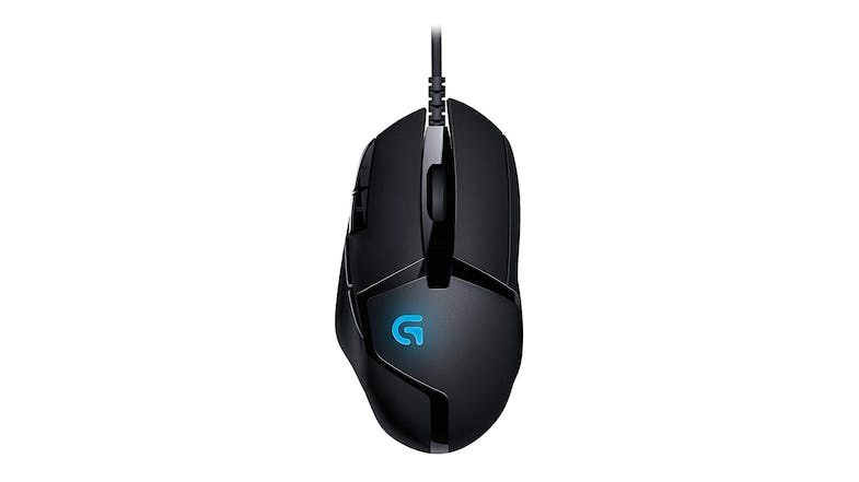 Logitech G402 Hyperion Fury FPS Wired Gaming Mouse