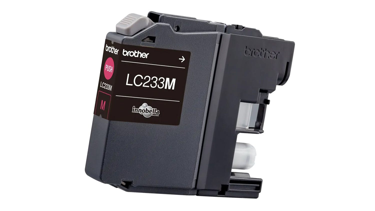 Brother LC233M Ink Cartridge - Magenta