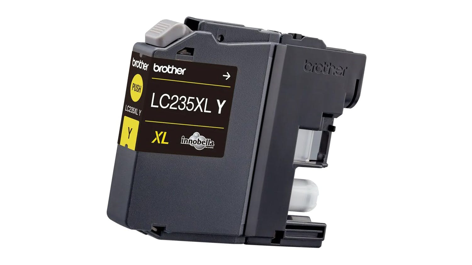 Brother LC235XLY Ink Cartridge - Yellow XL