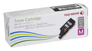 Fuji Xerox CT202266 Toner Cartridge - Magenta