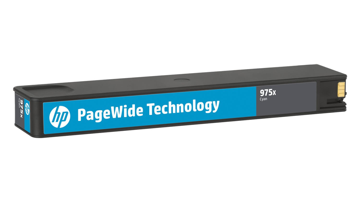 HP 975X High Yield PageWide Cyan Ink Cartridge