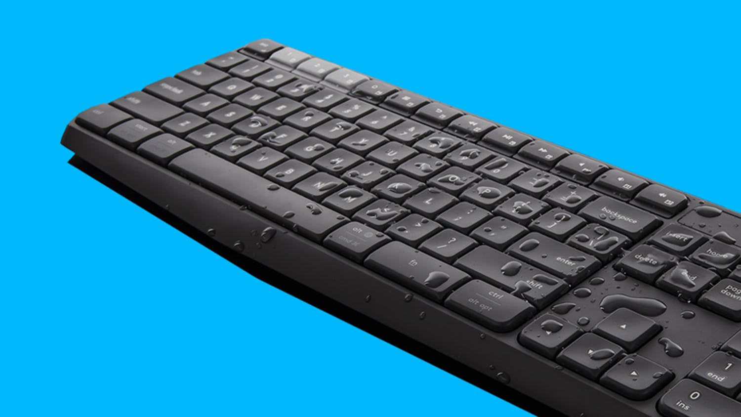 Logitech K375S Multi Device Wireless Keyboard
