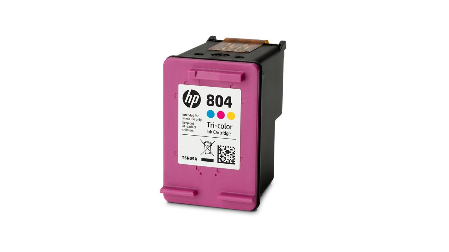 HP 804 Original Ink Cartridge - Tri-Colour