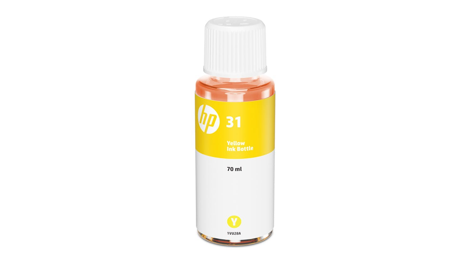 HP 31 70ml Original Ink Bottle - Yellow