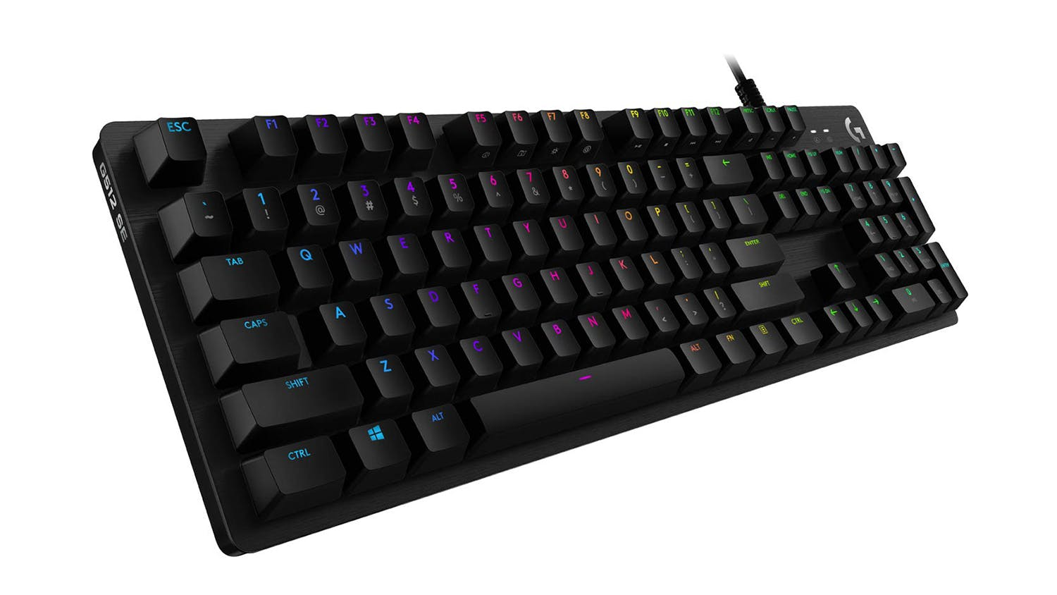 Logitech G512 Mechanical Gaming Keyboard - Tactile