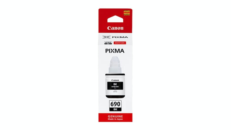 Canon GI-690BK Ink Bottle - Black