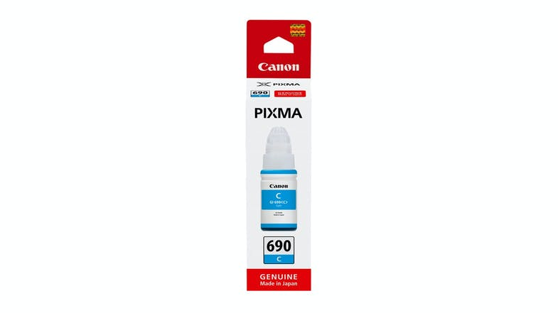 Canon GI-690C Ink Bottle - Cyan