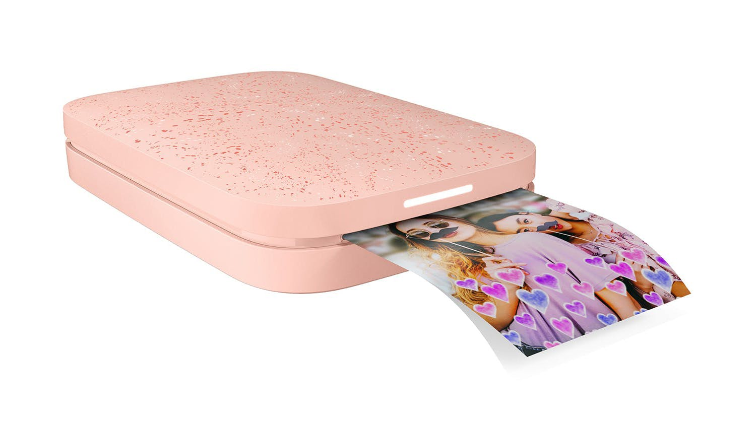 HP Sprocket New Edition Photo Printer - Blush