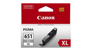 Canon CLI651XL Grey High Capacity Ink Cartridge